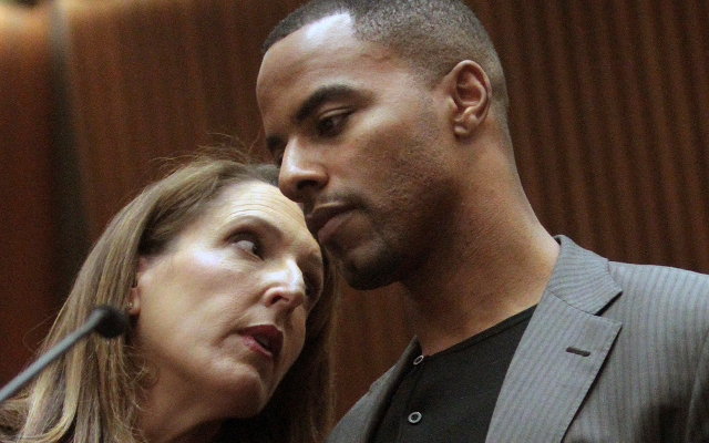 Former NFL safety Darren Sharper charged with rape in Las Vegas