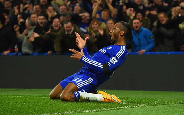 Chelsea v Sunderland confirmed teams: Didier Drogba and Petr Cech bow out with starts
