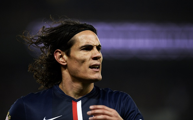 STATS! Man United should pounce for Edinson Cavani as goal ratio shows he's more deadly than Radamel Falcao