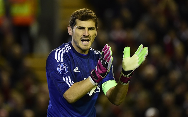 Iker Casillas demands summer exit and puts Liverpool and Arsenal on alert