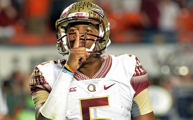 Jameis Winston in 3-day meeting with Tampa Bay Buccaneers, could be drafted No. 1 overall