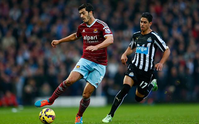 West Ham defender James Tomkins set to miss rest of the season