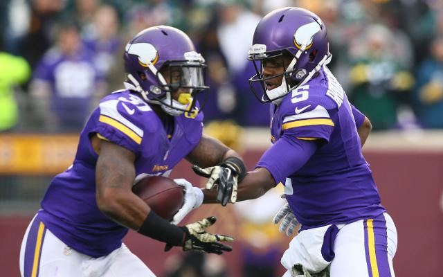 INJURY: Minnesota Vikings place RB Jerick McKinnon on injured reserve