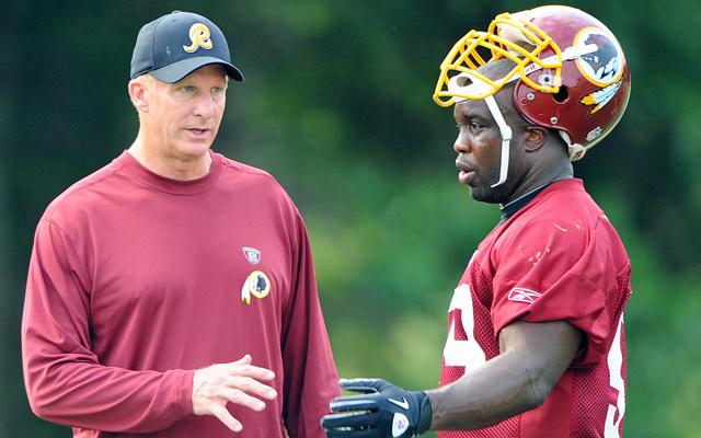 REPORT: Washington Redskins part ways with DC Jim Haslett