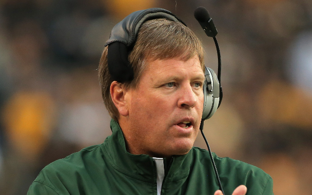 BREAKING NEWS: Florida hires Colorado State's Jim McElwain as their new head coach
