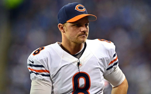 REPORT: Chicago Bears likely to start QB Jimmy Clausen in Week 17