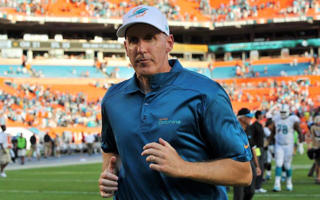 Miami Dolphins give HC Joe Philbin another chance to impress with one-year contract extension