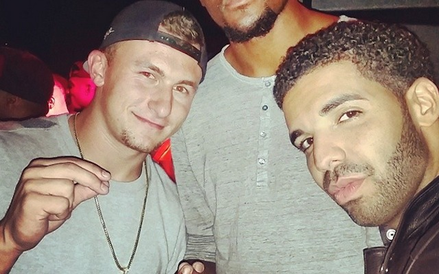 REPORT: Johnny Manziel's Friday night party led to his absence on Saturday