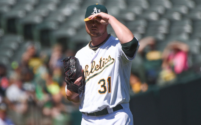 Jon Lester signs with Chicago Cubs for 6-year, $155 million contract