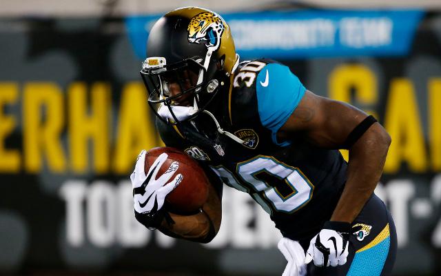 (Video) Jacksonville Jaguars RB Jordan Todman scores 62-yard touchdown