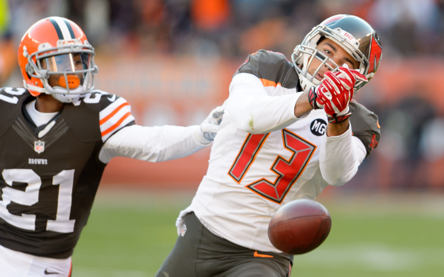 INACTIVE: Cleveland Browns CB Justin Gilbert out Sunday for tardiness