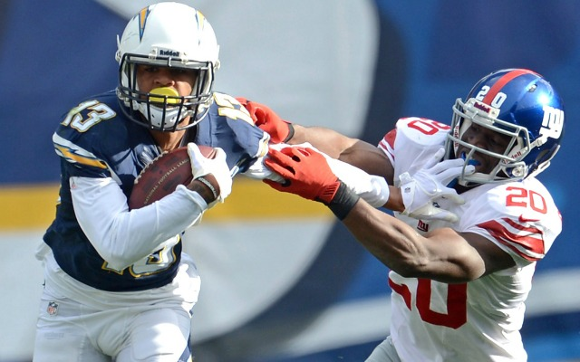 INJURY: San Diego WR Kennan Allen out with broken collarbone, ankle injury