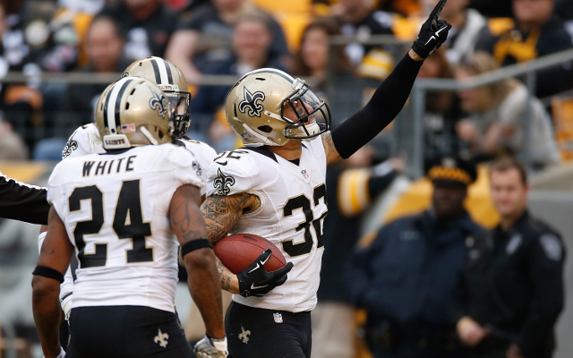 New Orleans Saints S Kenny Vaccaro says DC Rob Ryan will return in 2015