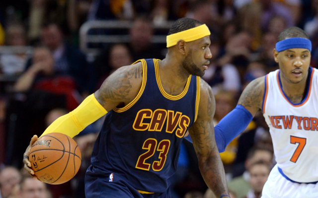 Cleveland Cavaliers vs New York Knicks: NBA preview and live stream