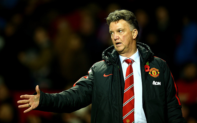 Van Gaal tried to convince deadline day departee not to leave Manchester United
