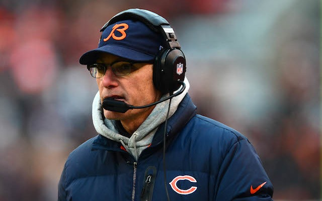 REPORT: Chicago Bears prepared to fire head coach Marc Trestman