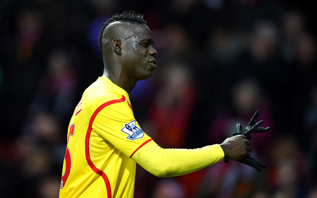 Serie A side Lazio linked with deal for Liverpool flop Mario Balotelli