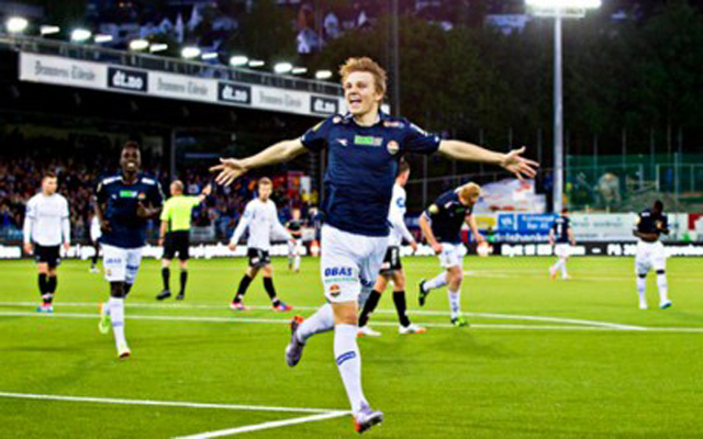 Martin Odegaard close to move to Liverpool after tour of Anfield