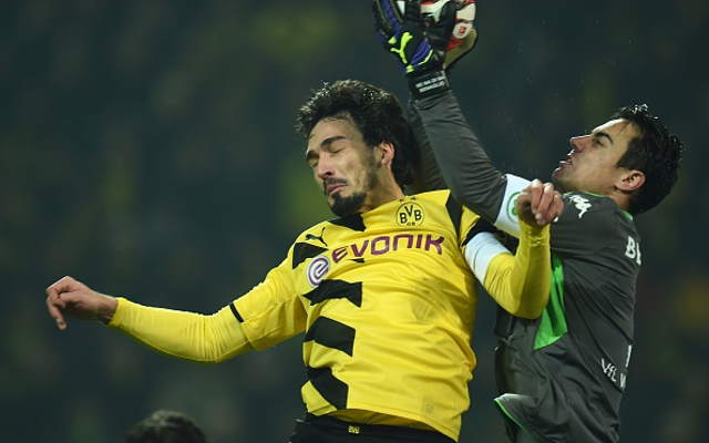 Dortmund star Mats Hummels has heart set on Arsenal or Man United switch in January