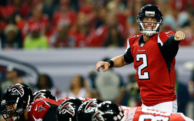 NFL Week 13: Atlanta Falcons upset Arizona Cardinals, 29-18