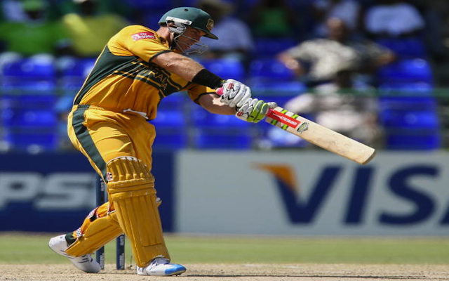 Cricket World Cup Greatest XI: Former Australia batsman Matthew Hayden selects his best World Cup side of all time