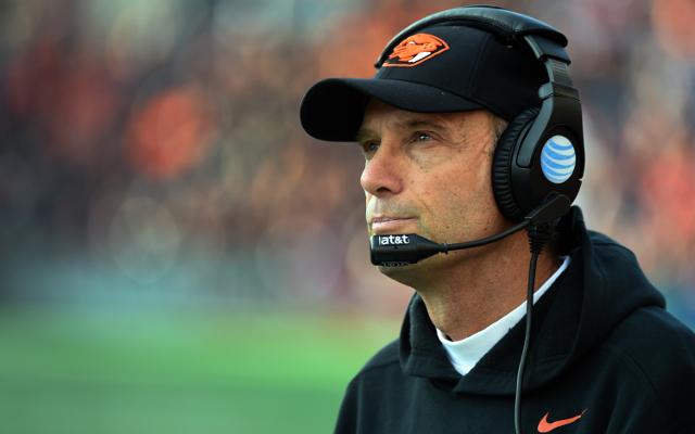 BREAKING NEWS: Nebraska hires Oregon State's Mike Riley as new head coach