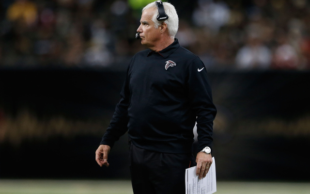 REPORT: Atlanta Falcons expected to fire head coach Mike Smith