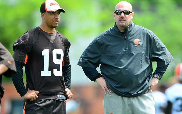 INJURY: Cleveland Browns place WR Miles Austin on injured reserve