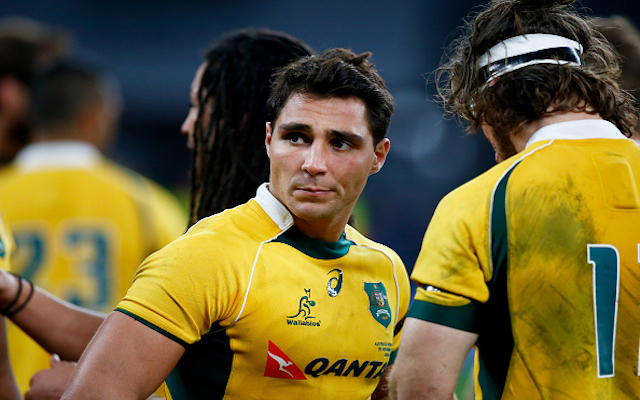 Star Wallabies scrum-half re-signs with ARU in lead up to 2015 Rugby World Cup