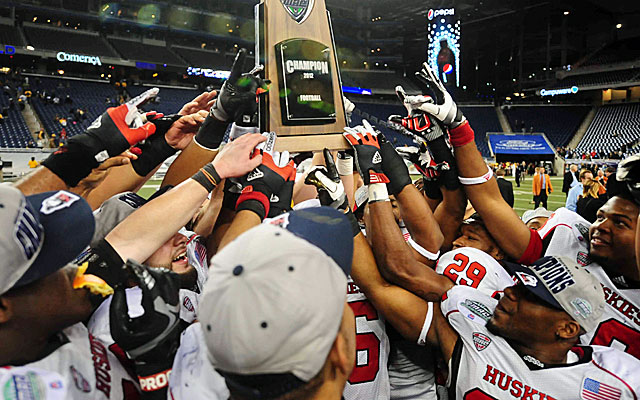 CFB Week 15: Northern Illinois wins MAC Championship, avenges last year's loss