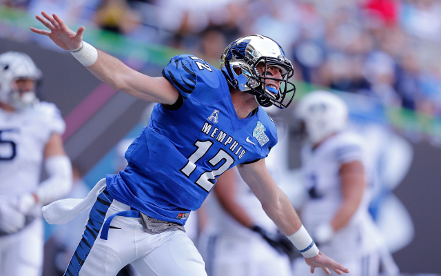Miami Beach Bowl: Memphis overpowers BYU, 55-48, in double overtime