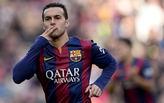 Pedro SLAMS Barcelona chief as he edges towards £22m Man United transfer