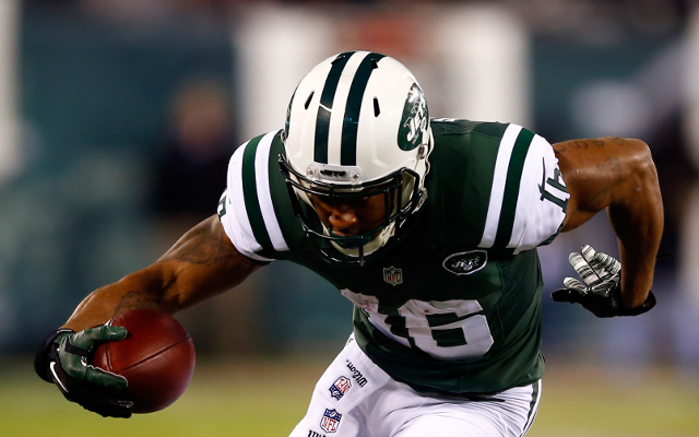 New York Jets expected to release WR Percy Harvin after one partial season