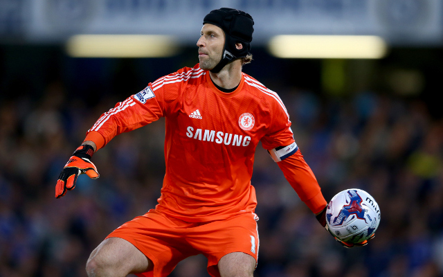 Chelsea will start Petr Cech on Saturday, according to José Mourinho