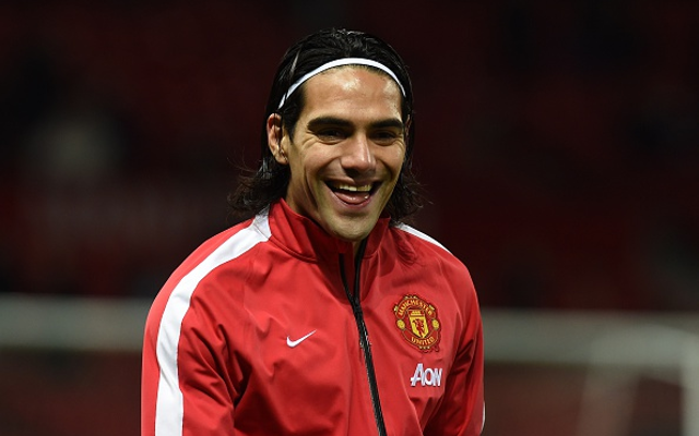 Radamel Falcao backed for Manchester United success by impressed teammate