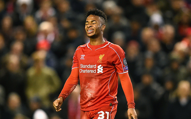 Brendan Rodgers tells Raheem Sterling he can't leave Liverpool this summer