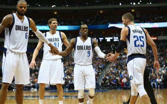 (Video) NBA Highlights: Dallas Mavericks beat San Antonio Spurs on Rajon Rondo debut