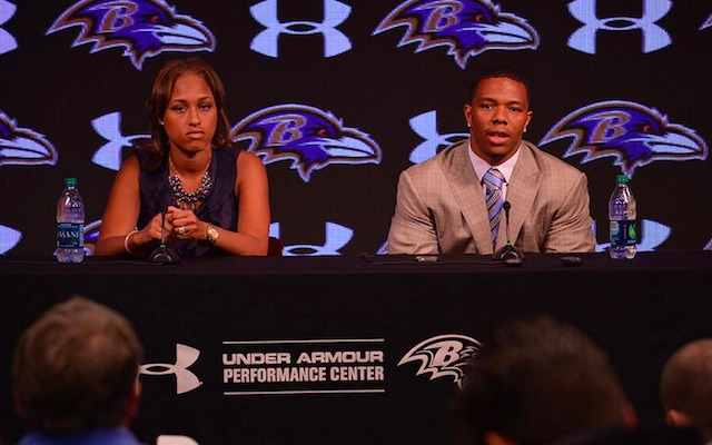 REPORT: Ray Rice's wife says husband never misled NFL about elevator punch