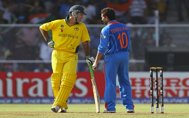Top 10 batsman in cricket World Cup history: Australia and India superstars battle it out for top spot