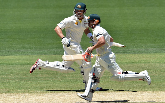 Australia v India: Shane Watson and David Warner return to training for Boxing Day Test