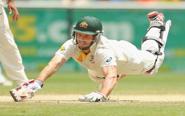 (Video) Australia v India: OH NO! Shaun Marsh is run out on 99 by Virat Kohli!