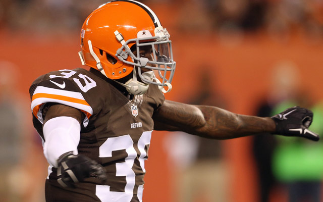 INJURY: Cleveland Browns star Safety Gibson out for the year