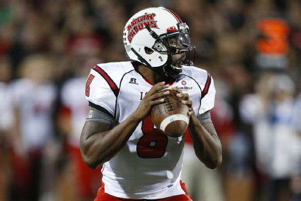 Louisiana-Lafayette beats Nevada, wins New Orleans Bowl, 16-3