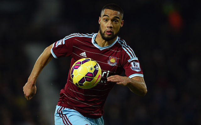 Six team's who could sign West Ham's Winston Reid, either in January or in the summer