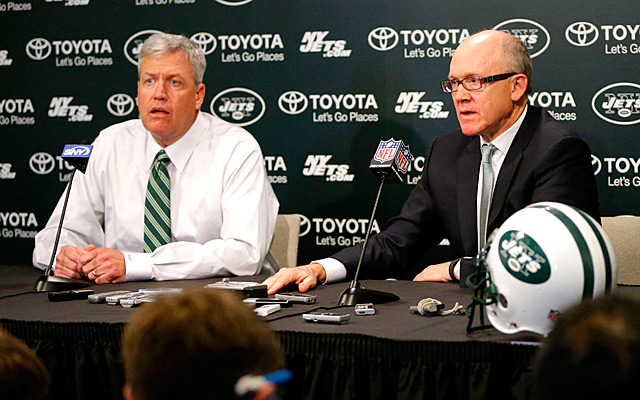 New York Jets owner indicates there were problems with Rex and Idzik