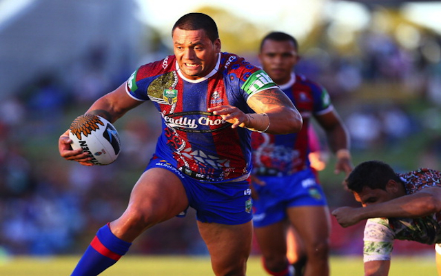 Newcastle Knights fight back to beat North Queensland Cowboys: match report