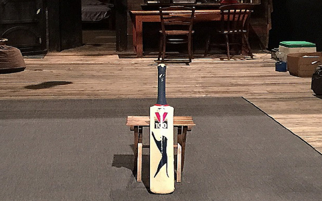 (Image) Hugh Jackman honours deceased Australia batsman Phillip Hughes on Broadway