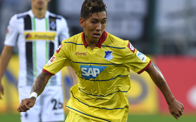 DONE DEAL: Liverpool OFFICIALLY announce £29m Roberto Firmino transfer