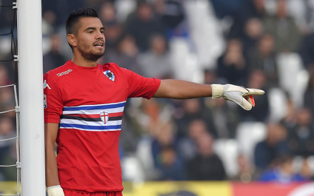 OFFICIAL! Man United complete SIGNING of Argentina goalkeeper Sergio Romero