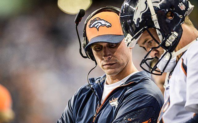 REPORT: Jacksonville Jaguars to interview Denver Broncos OC Adam Gase for same job